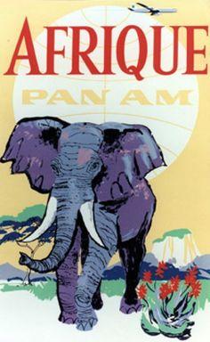 Afrique - Pan Am