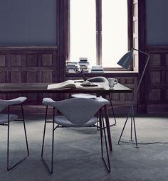 chairs, GUBI,dk