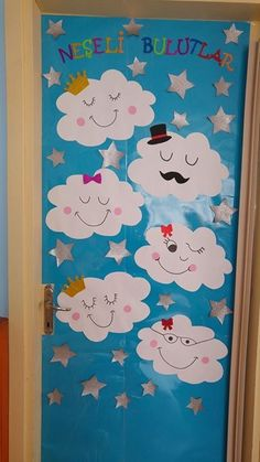 Classroom Decorating Ideas For Fall Classroom Welcome, Classroom Door, Classroom Themes, Class Decoration, School Decorations, Craft Activities, Preschool Crafts, Diy And Crafts, Crafts For Kids
