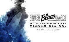 Finnish Blues Awards 2017 - Virgin Oil Co., Helsinki - 14.1.2017 - Tiketti