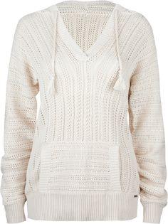 RIP CURL - Seafarer Womens Sweater in Cream - $ 59.99