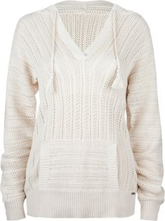 RIP CURL - Seafarer Womens Sweater in Cream - $ 59.99
