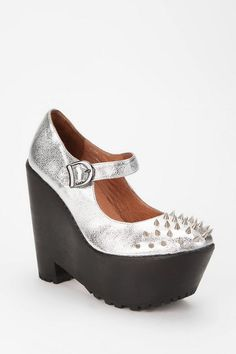 Jeffrey Campbell Gil Platform Mary Jane