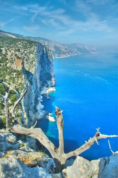 Sardinia, Italy -Baunei