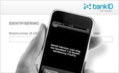 BankID på mobil - prøv den!