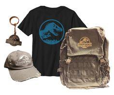 Jurassic World Backpack, T-Shirt, Keychain, and Hat Giveaway - Viva Veltoro
