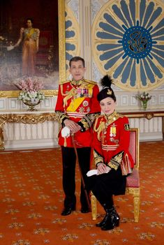 King and Queen King Rama 10, King Bhumipol, King Of Kings, King Queen, Thailand Princess, King Thailand, Royal Tea Parties, Queen Sirikit, Hm The Queen