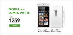 nokia 900 lumia white.