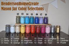 ADD ON SINGLE Pint Size Mason Jar 16 oz by HendersonHouseCreate