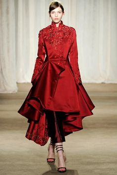 Marchesa Fall 2013 Collection: