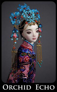 Orchid Echo by cisley, via Flickr