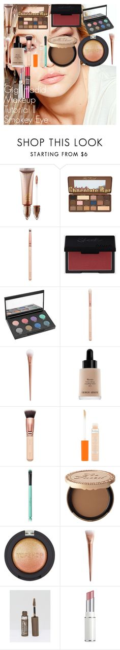"""Gigi Hadid Makeup Tutorial 