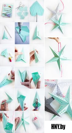 Crochet ideas that you'll love Paper Flowers Craft, Paper Roll Crafts, Paper Crafts Origami, Flower Crafts, Diy Paper, Fall Crafts, Christmas Crafts, Christmas Decorations, Diy Crafts
