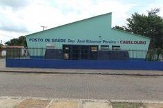 Posto de Saúde Dep. José Ribamar Pereira - CABELOURO - Barras - Piauí