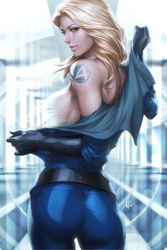 16 super-heroínas incrivelmente sexy