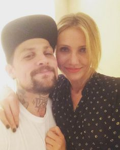 It's Cameron Diaz and Benji Madden's 1st Wedding Anniversary — See Their Cutest Photos!
