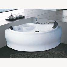 1350 * 1350 interior 2 persona bañera de hidromasaje de esquina de hidromasaje…