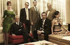 win a walk-on role in Mad Men