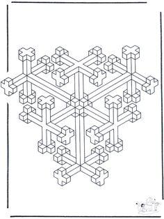 Geometric Shape Coloring Pages - AZ Coloring Pages