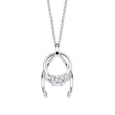 the wishbone engagement ring holdersengagement - Wedding Ring Necklace Holder