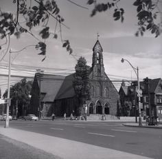 Church Of The Redeemer (Anglican) (opened Bloor St.e cor. Places Around The World, Around The Worlds, Ontario, Past, Toronto, The Neighbourhood, Photo Galleries, Public, Canada