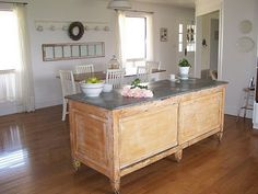 Dream Kitchen on a Shoestringby Green Willow Pond
