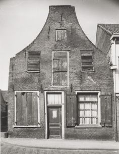 Bloemendalsestraat 26 Holland, Author, Spaces, History, City, Nostalgia, The Nederlands, Historia, The Netherlands