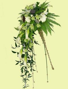 Modern Bouquet Wedding Flowers | ... wedding flowers to compliment your day perfectly. Whether your theme