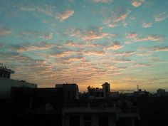 Sunrise in Jaipur Vaishali Nagar | Amazing Yellow Cloud Cover Jaipur
