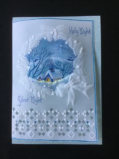 A combination of cards from Pinterest crafted by Miss Jilly .