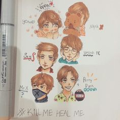 Kill Me Heal Me fanart