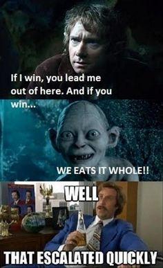 we eats it whole