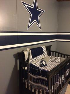 Dallas Cowboys Nursery