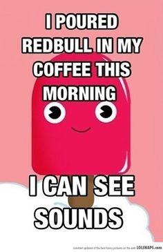 Redbull + Coffee