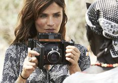 Mission: Model Helena Christensen has spent four years documenting the human cost of climate change in Kenya, Nepal and Peru