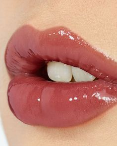 Natural Makeup Como ter um sorriso perfeito - You only need to know some tricks to achieve a perfect image in a short time. Makeup Goals, Makeup Inspo, Makeup Inspiration, Makeup Tips, Makeup Ideas, Makeup Blog, Makeup Style, Lipgloss, Lipsticks