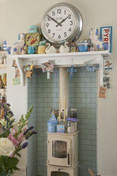 LION STREET STORE owner Sarah Benton's kitchen. www.lionstreetstore.com: