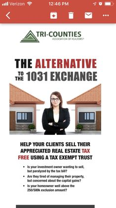 Tax Free, 20 Years, Trust, Investing, Real Estate, Things To Sell, Real Estates