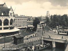 Hofplein Rotterdam (jaartal: 1920 tot 1930) - Foto's SERC