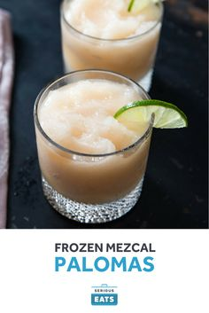 This cocktail can easily be doubled. If you multiply it further, keep the batches separate so as not to overfill your blender.