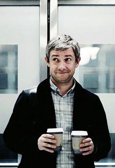 John, Sherlock series 3 episode 3: His Last Vow