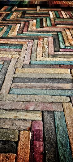 Indoor/outdoor quarry wall/floor tiles MATITE OSSIDATE By Cotto Etrusco