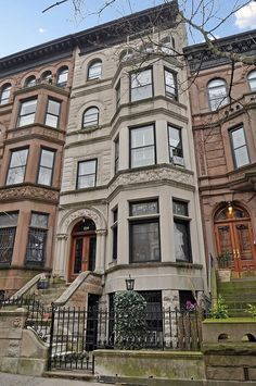 Garfield Place Park Slope Brooklyn by techpro12, via Flickr