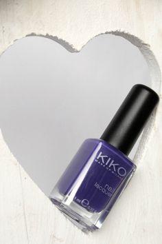 Kiko nagellak 333 paars | iOnTrend