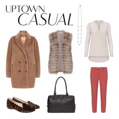 The #camel #coat means class and #elegance. Wear it in your days off with an outfit like this one!