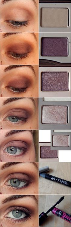 tutoriel maquillage chocolate bar