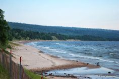 Quiet sport - agate hunting along Lake Superior's shore, great place to find superior agates. http://www.greatgetaways.tv/gallery_keweenaw_july13-06.html