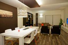 Flooring by Parador at Brands International; Furniture - BoConcept; Architecture & Design - MJMDA; Photography - Peter M. Mercieca