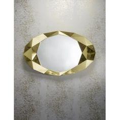 Miroir mural PRECIOUS GOLD