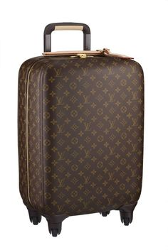 Introducing the newest Louis Vuitton travel luggage, the four wheeled Zephyr.